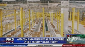 Go inside Amazon on Cyber Monday