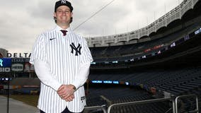Cole on $324M, 9-year deal with Yankees: 'It was my dream'