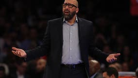 Report: New York Knicks fire coach David Fizdale