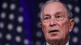 Candidate Bloomberg spending tens of millions more on new ad campaign