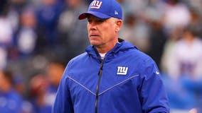 Giants fire head coach Pat Shurmur