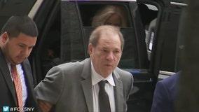 DA: Harvey Weinstein mishandled ankle monitor
