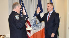 NYPD's new commissioner takes charge as big challenges loom