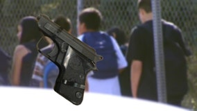 Nearly 1 million U.S. teens bring a gun to school, study suggests