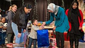 Church and Islamic center team up on Christmas