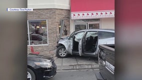 Man eating inside In-N-Out killed after SUV plows into restaurant