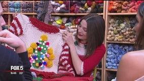Tackling the art of knitting at Knitty City