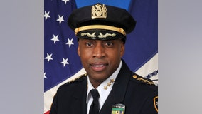 NYPD gets its first black chief of detectives