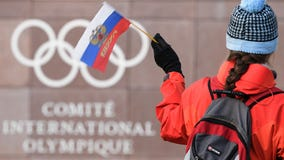 Russia banned from Olympics, other international sporting events for 4 years over doping