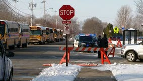 Student, officer hurt in second Wisconsin high school shooting