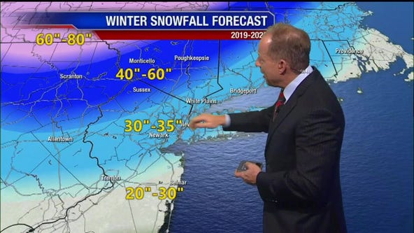 Winter weather forecast for New York, 2019–2020
