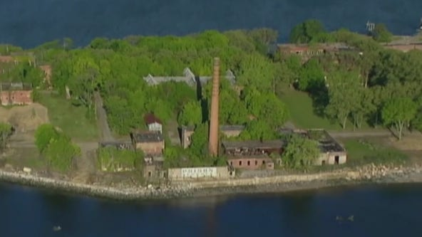 Hart Island to become parkland, making graves easier to visit