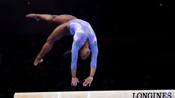 Olympic champion Simone Biles to headline post-Olympic tour