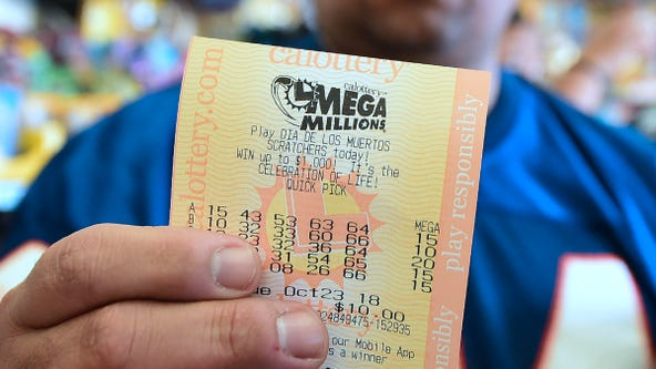 Mega Millions jackpot climbs to $340 million for Friday the 13th drawing