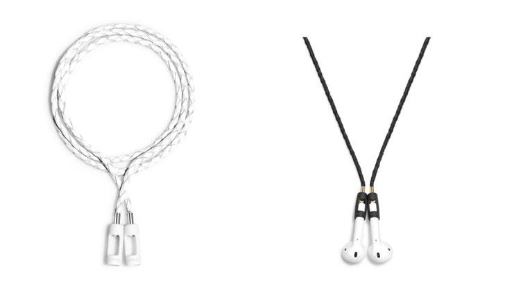 Tapper neck strap
