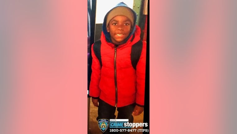 Bronx Boy 8 Missing Nypd