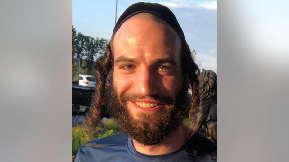 Rabbinical student Moshe Deutsch