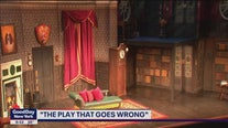 Behind-the-scenes at The Play that Goes Wrong