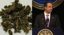 Cuomo budget plan calls for taxing legal marijuana sales