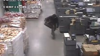 Man living in grocery store ceiling keeps eluding police