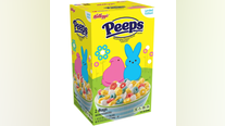Peeps cereal returns just in time for spring