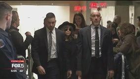 Actress Rosie Perez testifies in Harvey Weinstein trial