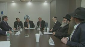 Attorney General Barr: 'Zero tolerance' on anti-Semitism