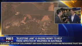 Local relief effort for Australia wildfire appeal