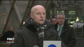 NYC subway chief Andy Byford resigns after 2 years