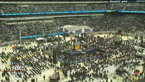 Security tight as Jews gather at MetLife Stadium for religious event