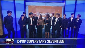 Seventeen on Good Day NY
