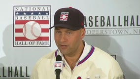 Derek Jeter doesn't care one voter snubbed him for the Hall of Fame