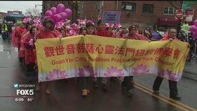 Lunar New Year celebrations in NYC muted by coronavirus outbreak