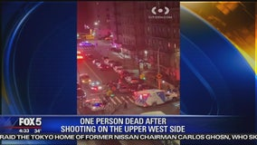 Man killed on Upper West Side on New Year's Day