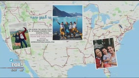 Long Island woman goes on 3-year nationwide road-trip documenting acts of kindness