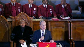 Bloomberg offers plan to tackle racial economic inequality