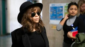 Actress Rosie Perez says she was told of Weinstein rape