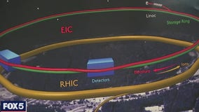Brookhaven National Lab chosen for new particle accelerator facility