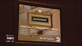 MTA launches new campaign to crack down on hate crimes