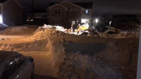 Monster blizzard paralyzes eastern Canada