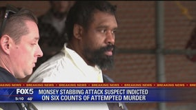 Monsey stabbing suspect indicted