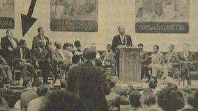 Remembering MLK's speech at a Newark school