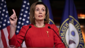 Pelosi moves to limit Trump's actions in Iran with War Powers Resolution vote