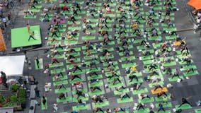 Study: Yoga is good for the brain