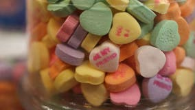 After year-long hiatus, Sweethearts candy hearts back for Valentine's Day 2020
