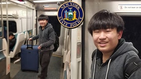 Teen reported missing after boarding train at Grand Central found safe
