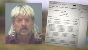 Oklahoma zookeeper sentenced in murder-for-hire plot