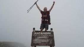 Decatur man completes Appalachian Trail