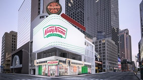 Krispy Kreme announces NYC expansion