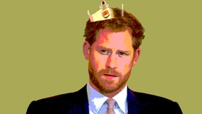 Burger King 'offers' Prince Harry a gig and a new crown